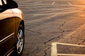Driveway Crack Repair