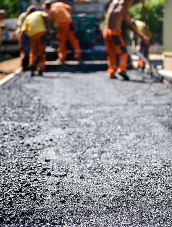 Starting Asphalt Patch and Paving Service